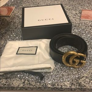 Gucci Belt Size 110